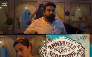 Annabelle Sethupathi movie download Tamilrockers, Movierulz, Filmywap