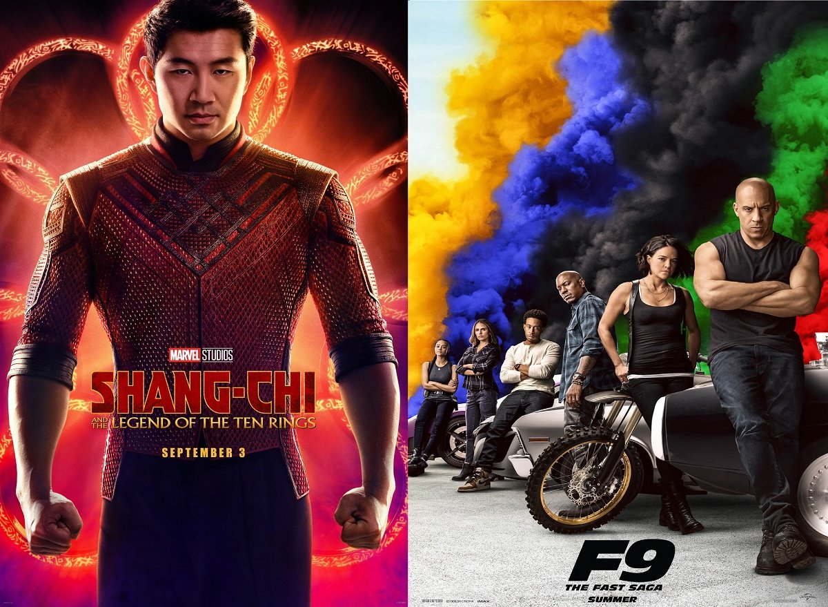 Shang-Chi Vs F9 Indian Box Office Report: You'll be Surprised After Knowing The Results – See Latest | Khatrimaza