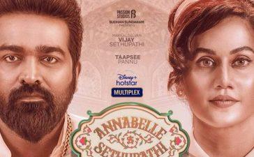Annabelle Sethupathi Movie Download Leaked TamilRockers, Moviesda, Tamilyogi