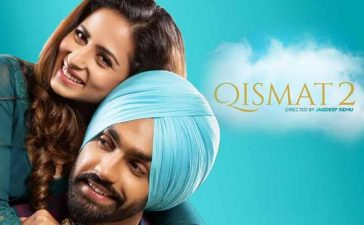 Qismat 2 Box Office Collection Day 2: Ammy Virk Starrer Going Strong On The Weekend – See Latest | Khatrimaza