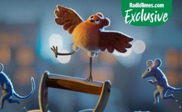 Robin Robin, Aardman's new Netflix movie, reveals first-look trailer and release date