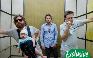 Zach Galifianakis and Ed Helms reveal whether they would do a Hangover Part 4