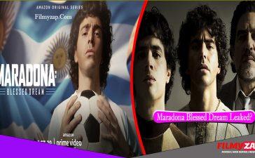 Maradona Blessed Dream Web Series Download Leaked by Filmyzilla, Filmymeet