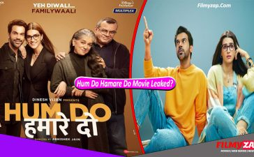 Hum Do Hamare Do Full Movie Download Leaked by Filmywap, Mp4Moviez