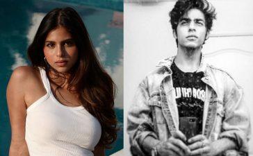 Suhana Khan On Aryan Khan's Arrest: Shah Rukh Khan's Sister Feeling Sick – See Latest | Khatrimaza