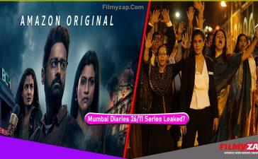 Mumbai Diaries 26/11 Web Series Download Leaked by Filmywap, Mp4moviez