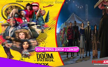 Doom Patrol Season 3 Web Series Download Leaked by Filmyzilla, Filmymeet
