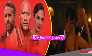 Red Notice Full Movie Download Leaked by Filmywap, Mp4Moviez