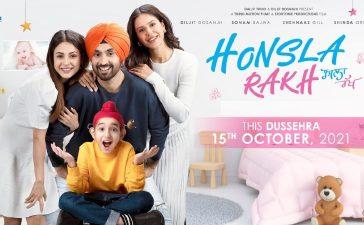 Honsla Rakh Box Office Collection Day 4: Diljit Dosanjh Starrer Maintains Steady Course On Weekdays  – See Latest | Khatrimaza