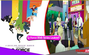 Q-Force Web Series Download Leaked by Mp4Moviez, Filmymeet