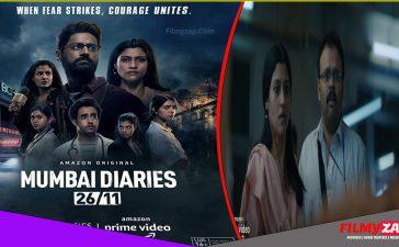 Mumbai Diaries 26 11 Web Series Star Cast, Release Date