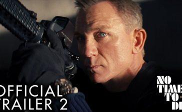 No Time To Die Trailer 2 | Daniel Craig, Rami Malek, Lea Seydoux – See Latest | Khatrimaza