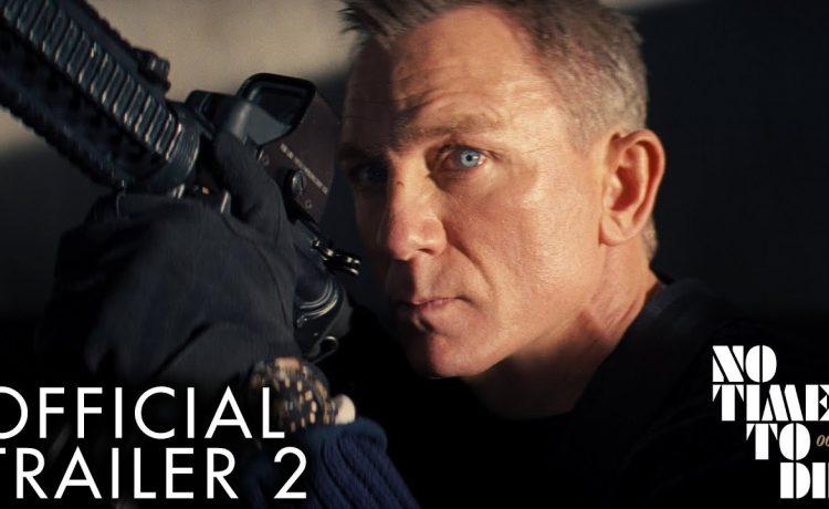 No Time To Die Trailer 2   Daniel Craig, Rami Malek, Lea Seydoux – See Latest   Khatrimaza
