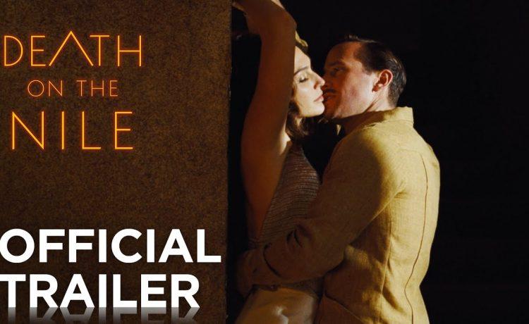 Death on the Nile Official Trailer | Gal Gadot, Ali Fazal – See Latest | Khatrimaza
