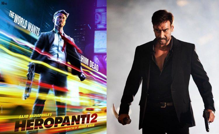MayDay Vs Heropanti 2 Clash: Ajay Devgn & Tiger Shroff To Lock Horns This Eid – See Latest   Khatrimaza